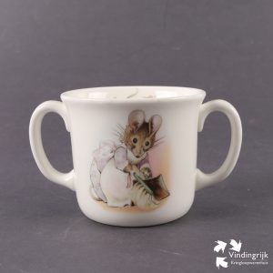 Royal Albert Beatrix Potter beker Hunca Munca drinkbeker